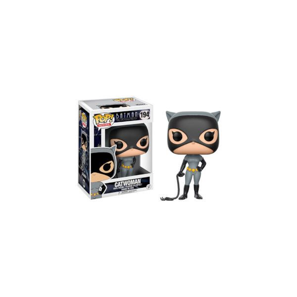 Animated Batman Catwoman Pop! Vinyl Figure (74530 PYG) ❤ liked on Polyvore featuring home, home decor, batman vinyl figure, batman figurine, batman figure, vinyl figurines and vinyl figure