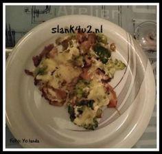 koolhydraatarme-broccoli-prei-schotel-slank4u2