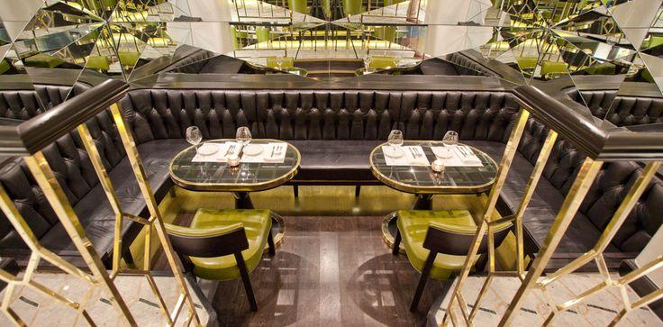 Piccolino heddon street mayfair london london for Piccolino hotel decor