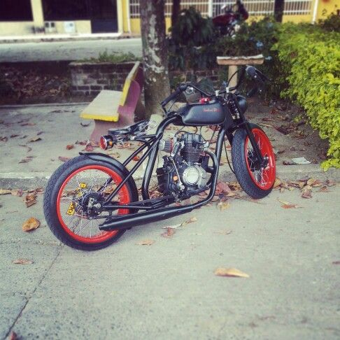 Board traker Custom - bobber -chopper by Radical bikes colombia - https://www.facebook.com/rbcolombia