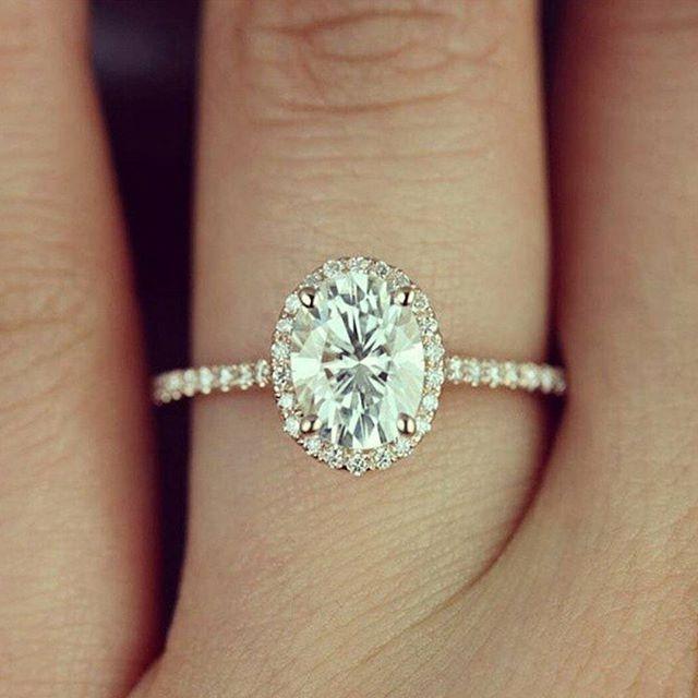 Best 25+ Oval engagement rings ideas on Pinterest