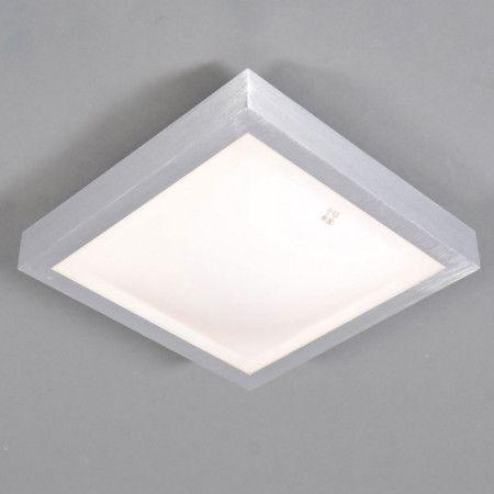 deckenlampe quadratisch led höchst images der dcfefbddeafce anton aluminium