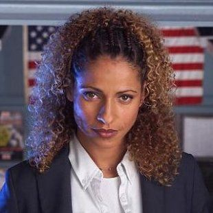 Michelle Hurd - Monique Jefferies, Law & Order SVU