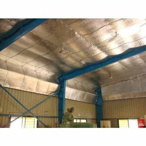 #UnderRoof_Insulation An Overview of the Industry The #industries of #insulation materials have seen an evolution over a period of time. Thermo Reflective Insulation is being used during the construction of residential and #commercial_buildings.http://aerolaminsulations.com/under-roof-insulation.php