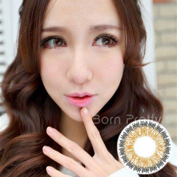 $11.54 1pair Cosmetic Contact Lenses Mystic Candy Magic Five Colors Selectable DIA 17mm - BornPrettyStore.com
