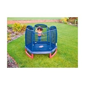 fisher price trampoline | Great Toy Guide » Chad Valley 7ft Trampoline