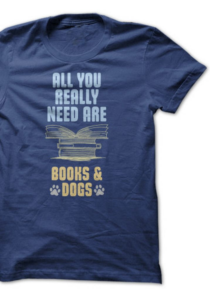 All you really need are books & dogs. http://iheartdogs.com/product/books-dogs/?utm_source=PinterestNetwork_BooksAndDogs&utm_medium=link&utm_campaign=PinterestNetwork_BooksAndDogs