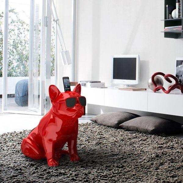 AeroBull Red Speaker