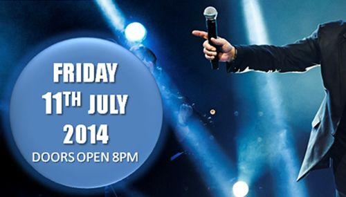 Ο Αντύπας live στο Λονδίνο!  Παρασκευή 11 Ιουλίου 2014 @ Τhe Regency Banqueting Suite