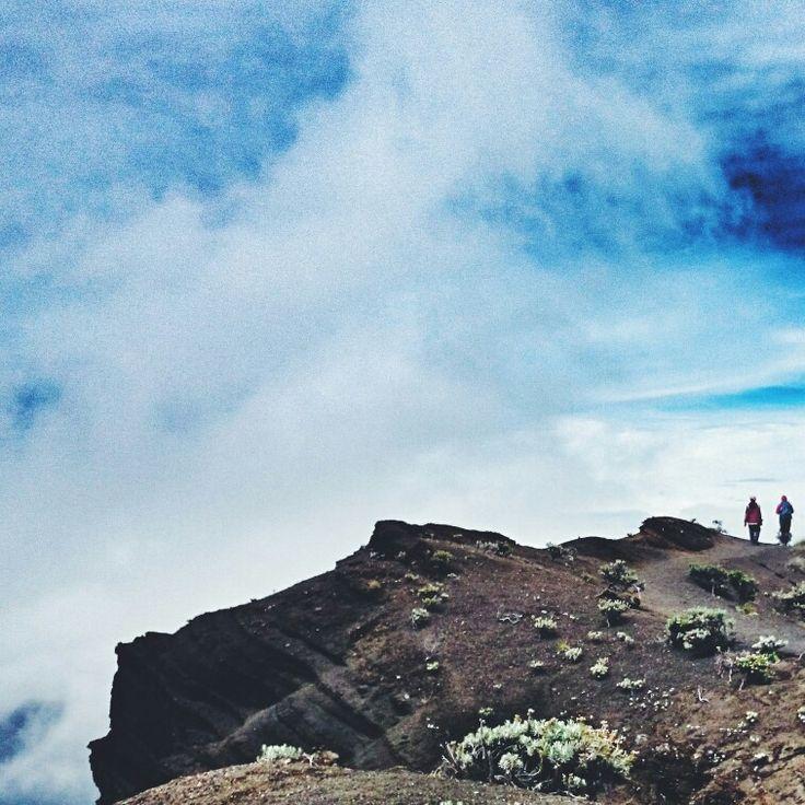 A great adventur at Mt.rinjani