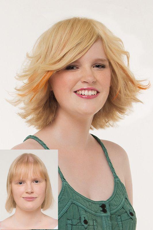Haarverdichtung mit hairtalk hairwear und hairtalk extensions