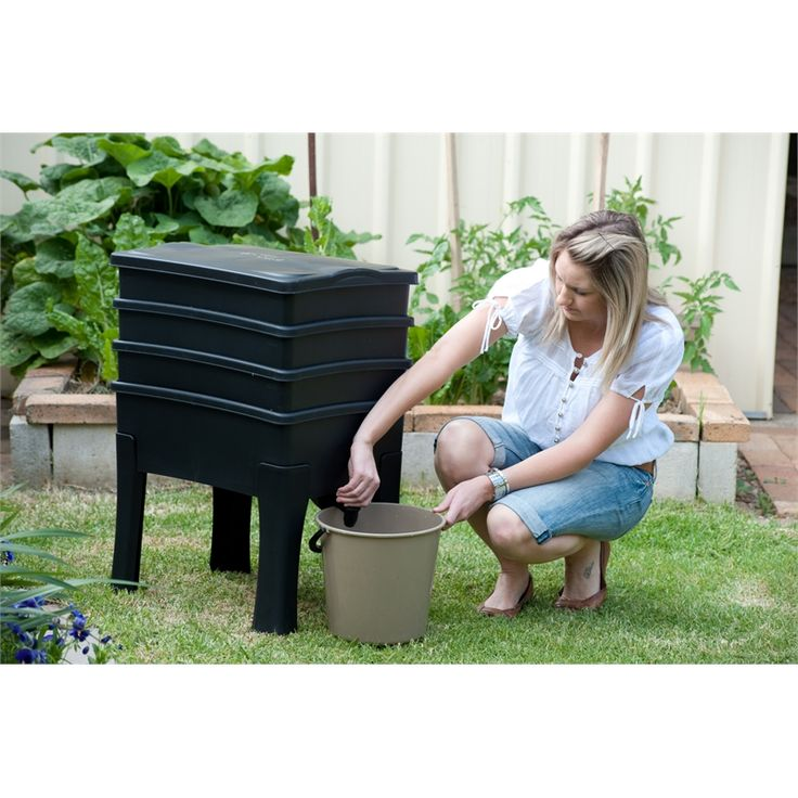 Find Reln Garden 3 Tier Worm Cafe Worm Farm at Bunnings Warehouse. Visit your local store for the widest range of garden products.