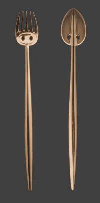 Mackintosh designed cutlery c.1903