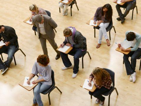 O portal traz dicas para os estudantes que vão fazer a prova, notícias sobre mudanças no exame, entre outras informações.
