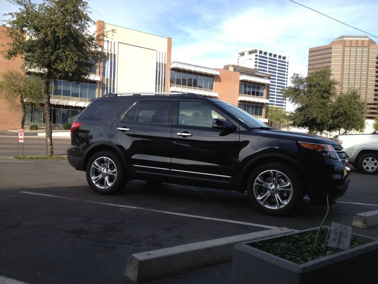 2014 Ford Explorer Limited.