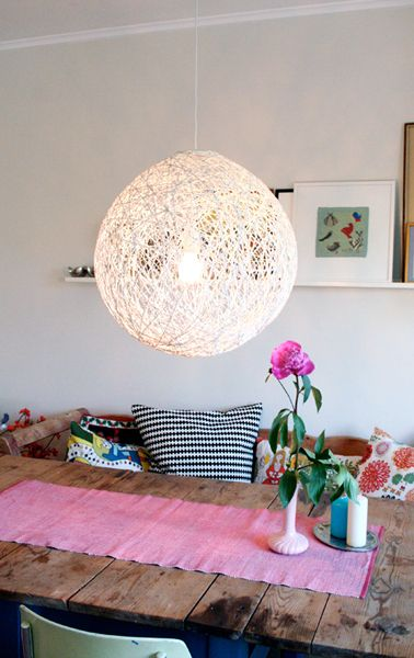 Craft: 10 Cute Lampshades To Make At Home | justb.