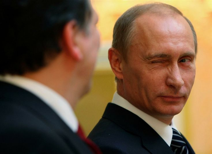 I Wonder, what is he going to do to help Greece, and what are his plans about the Eurasian Union...
