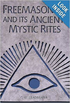 36 best book love images on pinterest evie spirituality and freemasonry and its ancient mystic rites cw leadbeater 9780517202678 amazon fandeluxe Image collections