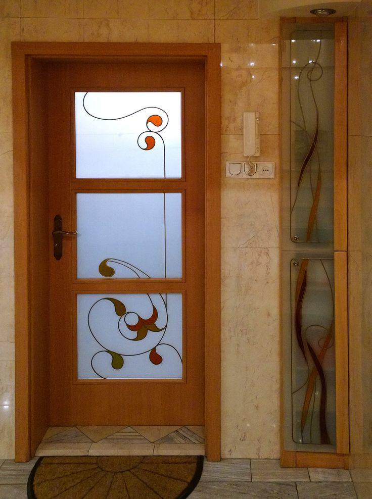 #glassatelier , #witraż , #stainedglass