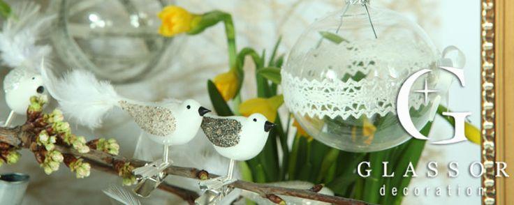 Velikonoční ptáčci | Glassor.cz