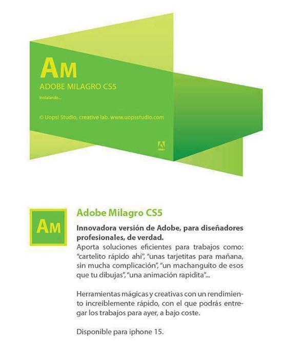 Adobe Milagro