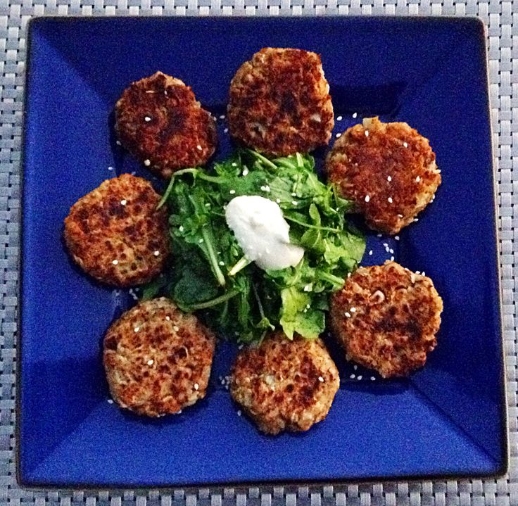 Vegan Appetizer Recipes: Black-Eyed Pea Fritters
