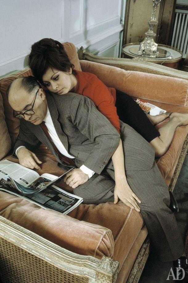 Звездные пары у себя дома | Интерьеры в журнале AD | AD Magazine