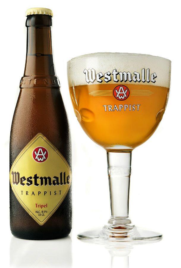 Bán bia nhập khẩu bia Westmalle Tripel Trappist Bỉ 330ml 9.5 độ | Chai.vn