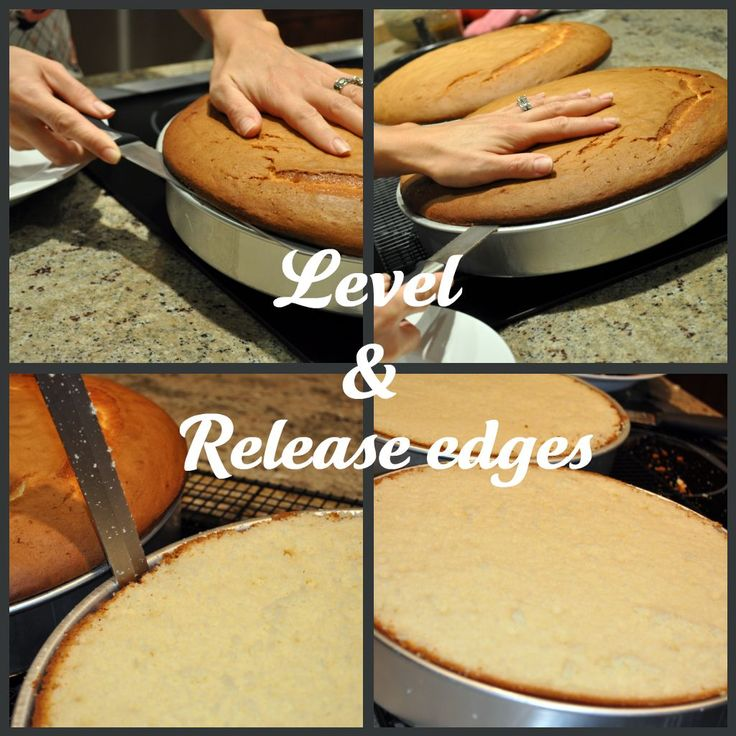 Tricks to bake a professional looking layer cake. This is my way, I know there are other ways and everyone has their own tricks. These are ...