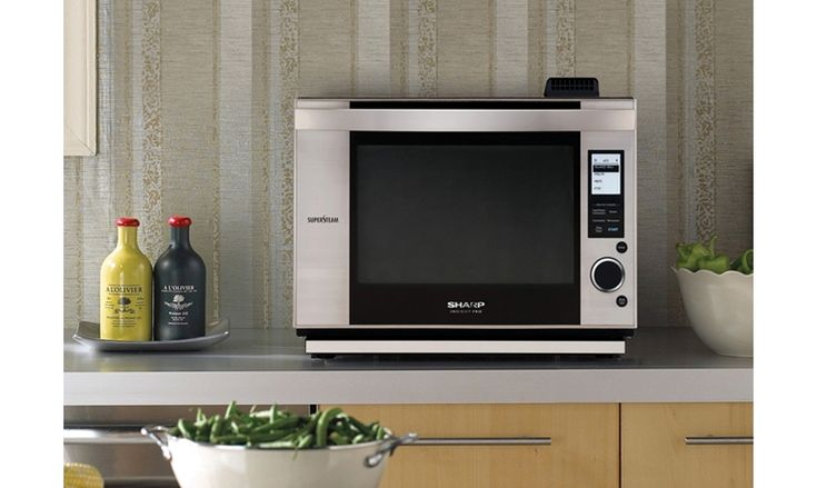 Sharp Steam Oven Review Ax1200s Convection Microwave Combo