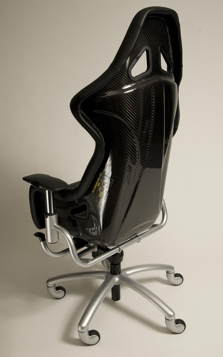 Most comfortable office chair - Racechairs Takes The Seats From Actual Ferraris Lamborghinis Maseratis And Other Exotic Cars Most Comfortable Office Chairawesome