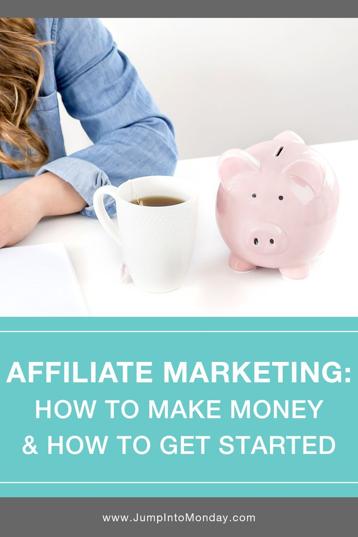Affiliate Marketing For Bloggers. This is a great post about how to get started with Affiliate Marketing! Pin now.