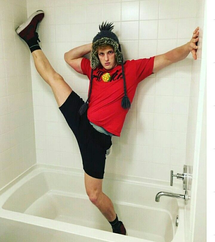 #GetNacked !!!  haha, i love Logan Paul <3