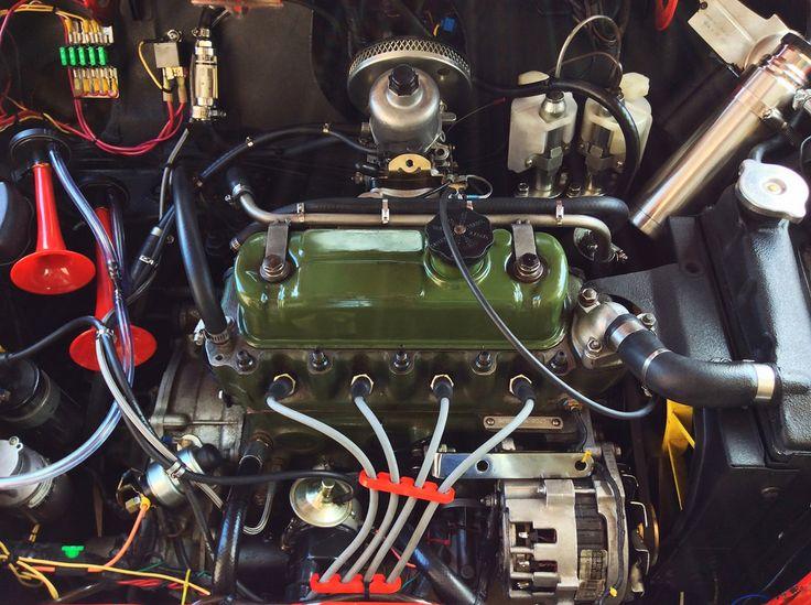 classic mini a series engine