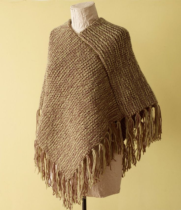 Loom Knitting Poncho : Best loom knit poncho images on pinterest knitted