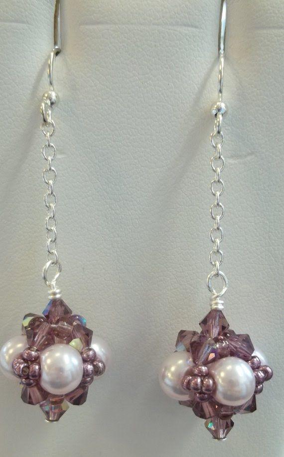 Darlene Dangles Earrings