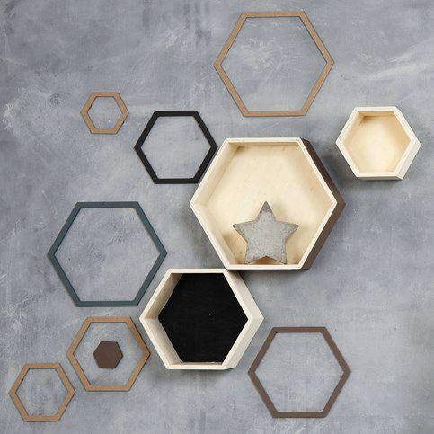 Uudet Wall Deco -koristeet ja rasiat sisustamiseen. Maalaa mieleisiksesi esim. PlusColor-, Chalky- tai liitutaulumaaleilla. Tarvikkeet ja ideat Sinellistä!