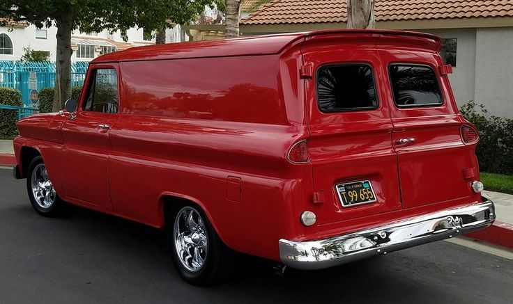 1966 Chevrolet C10 Chevy Delivery Panel for sale by Owner - Temecula, CA | OldCarOnline.com Classifieds