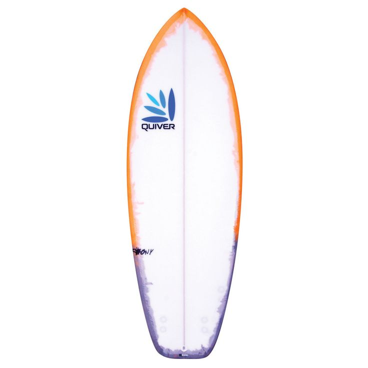 Quiver Fony - the Fony by Quiver is the perfect board for a British Summer of 1ft onshore slop, flies over flat sections and paddles like a dream!