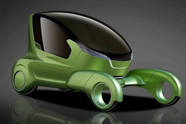 Chery mostra carros conceito futuristas