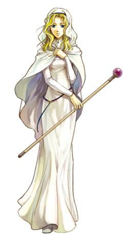 Natasha - Fire Emblem Sacred Stones