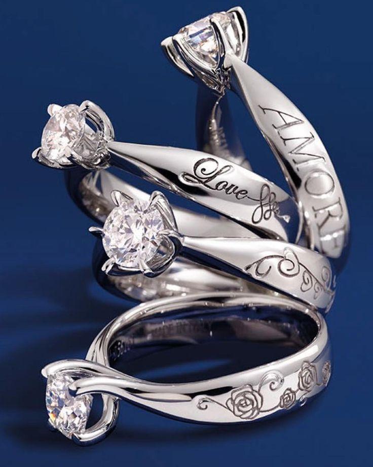 Recarlo collezione Florence personalizza la tua promessa in oro e diamanti #recarlo #shoppingtrieste #diamond