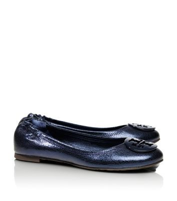 Metallic Reva Ballet Flat | Womens All Revas | ToryBurch.com