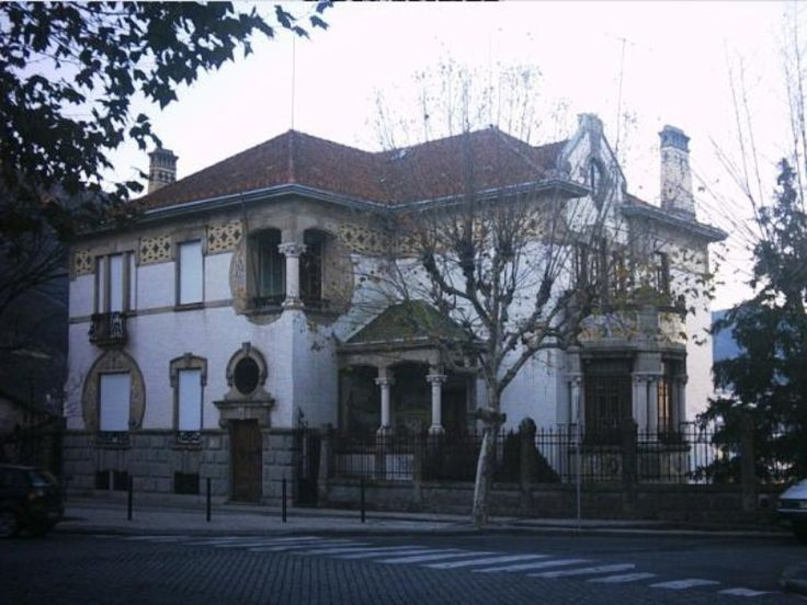 Palacete Jardim - Vista geral