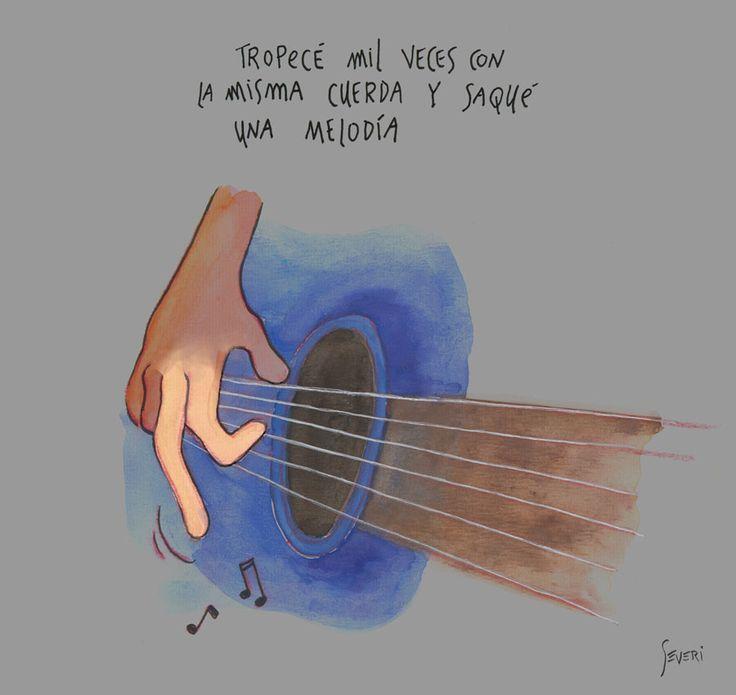 Resultado de imagen de guitarra severi