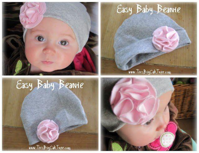 шапочка для малыша. выкройка. мастер класс – 21 фотография