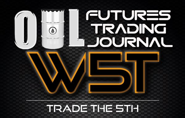 Read The Day Trading Journal For Short Trade On Oil Futures Using
