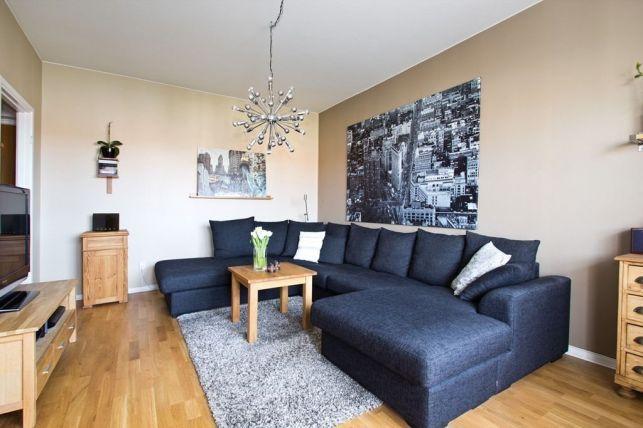 Amenajare de 2 camere - sursa de inspiratie pentru orice apartament- Inspiratie in amenajarea casei - www.povesteacasei.ro