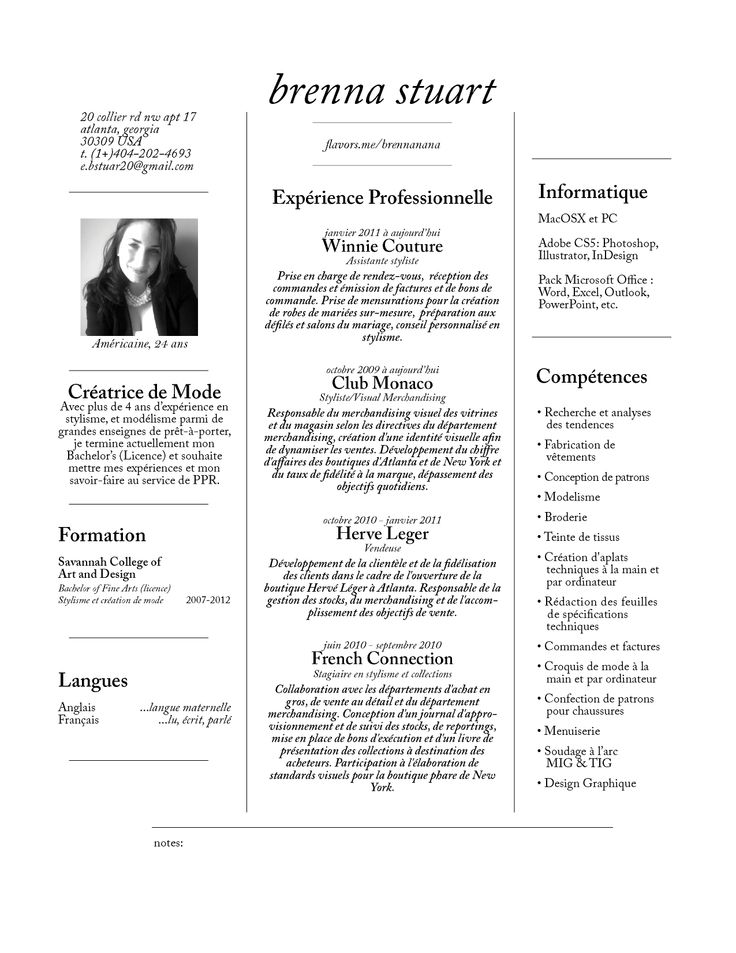 18 best How to write a CV images on Pinterest Resume templates - videographer resume