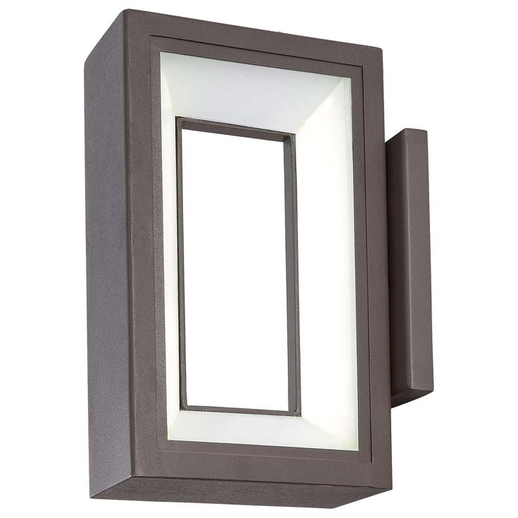 Skylight Small Outdoor LED Wall Sconce